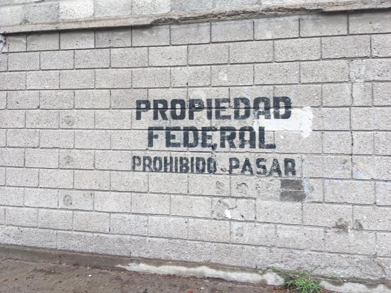 Propiedad Federal